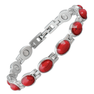 Lady Red Turquoise Magnetic