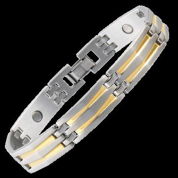 Silhouette Duet Magnetic Bracelet