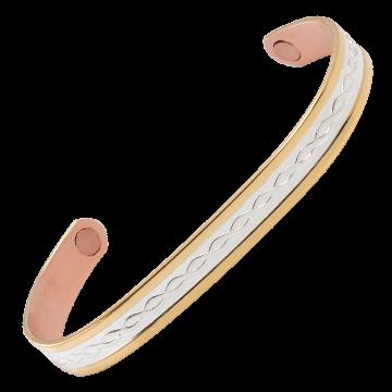 Tudor Duet Magnetic Wristband