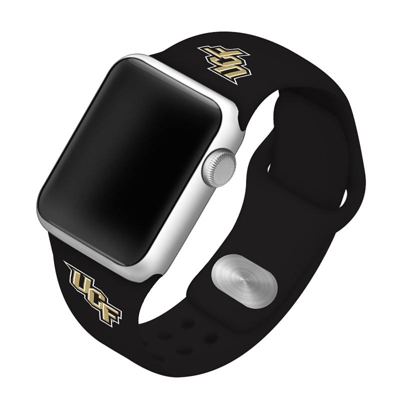 University of Central Florida Knights Silicone Sport Band for Apple Watch®
