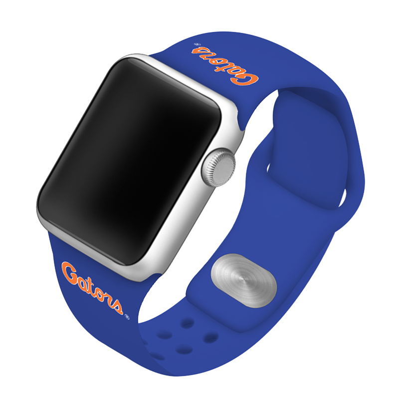 University of Florida Gators Silicone Sport Band for Apple Watch®