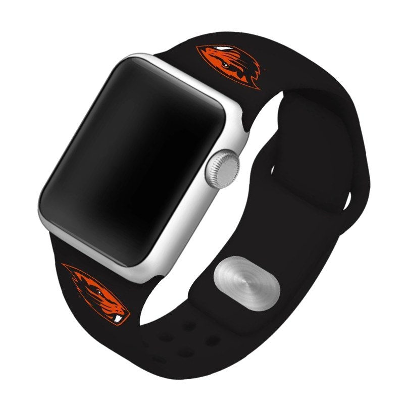 Oregon State University Beavers Silicone Sport Band for Apple Watch®