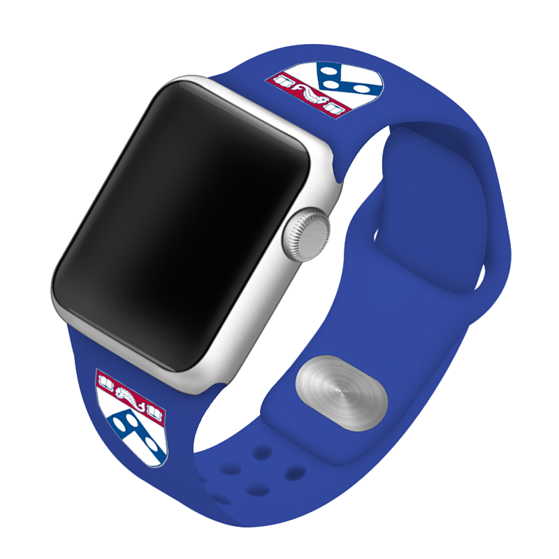 University of Pennsylvania Quakers Silicone Sport Band for Apple Watch®
