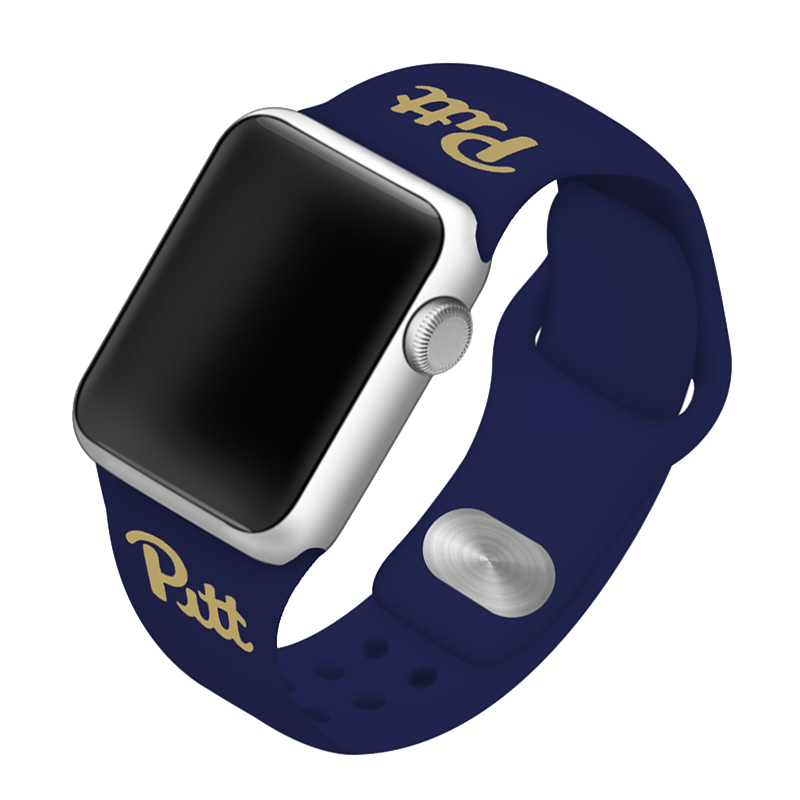 University of Pittsburgh Panthers Silicone Sport Band for Apple Watch®