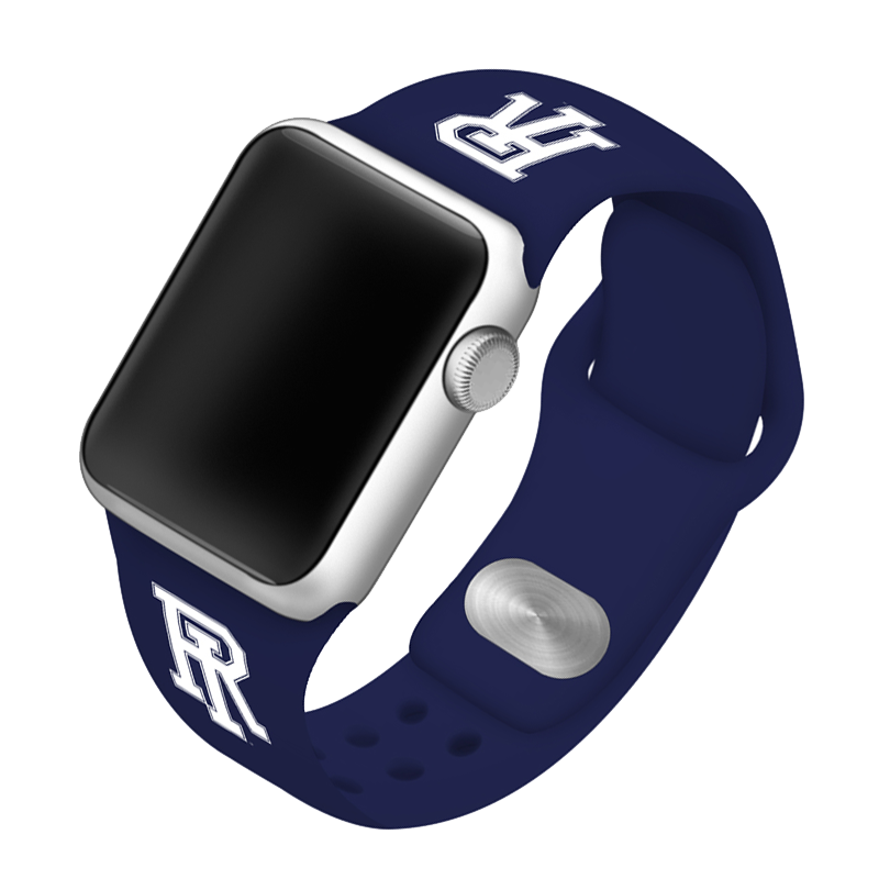 University of Rhode Island Rams Silicone Sport Band for Apple Watch®