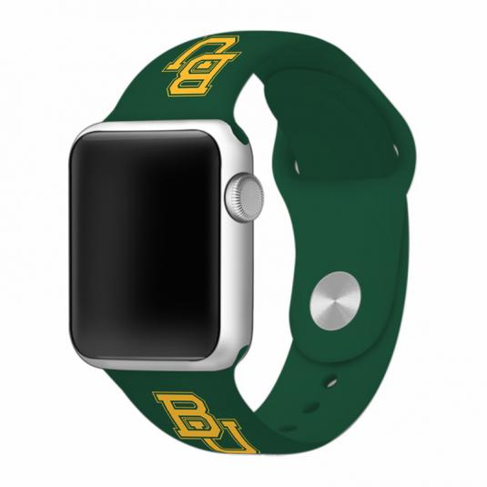 Baylor University Bears Silicone Sport Band for Apple Watch®