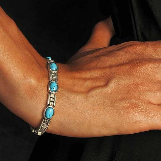 Lady Turquoise Magnetic