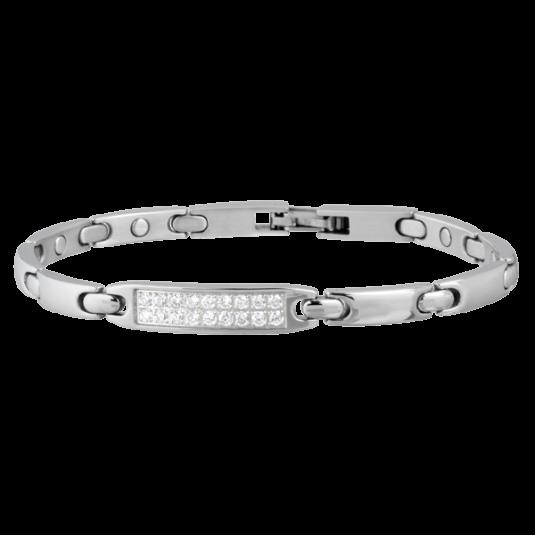 Pavé Gem Magnetic Bracelet