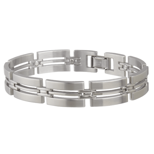 Imperial Stainless Magnetic Bracelet