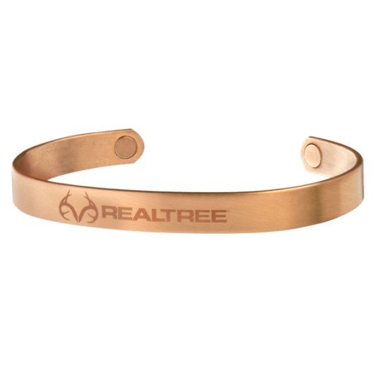 REALTREE® Brushed Copper Wristband