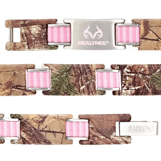 REALTREE® PinkLink Camo Magnetic, straight