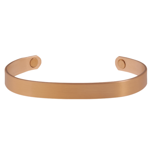 Brushed Copper Original Magnetic Bracelet