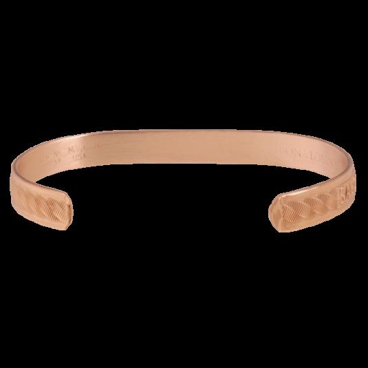 Copper Rope Magnetic Bracelet