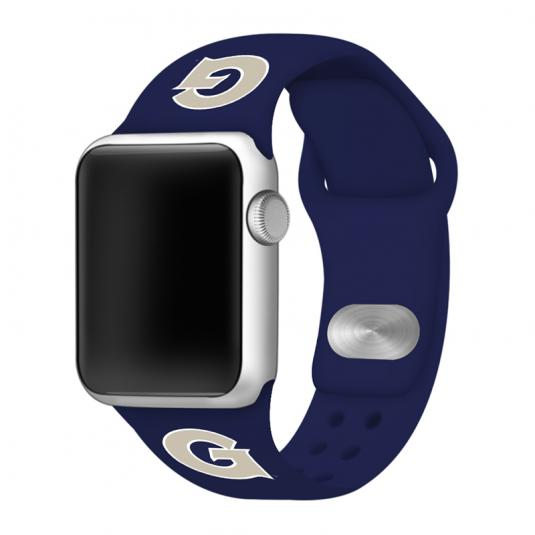 Georgetown University Hoyas Silicone Sport Band for Apple Watch®
