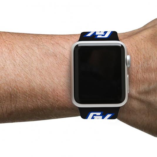 Grand Valley State University Lakers Silicone Sport Band for Apple Watch®