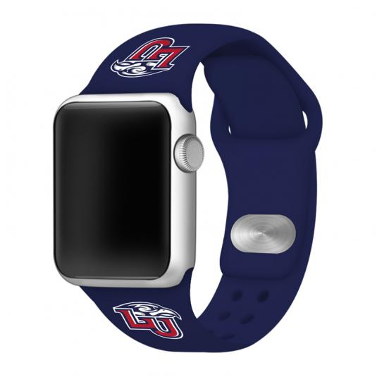 Liberty University Flames Silicone Sport Band for Apple Watch®