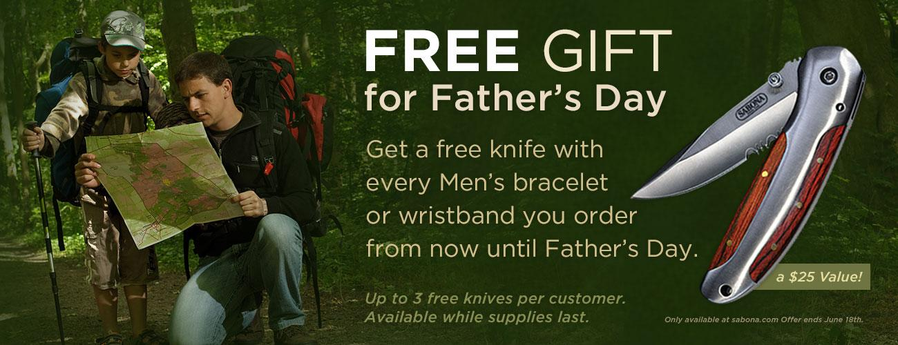 Free Gift for Father's Day