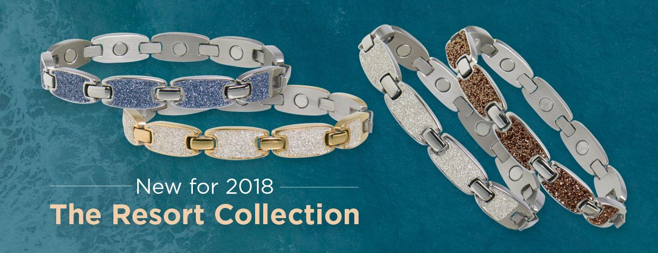 New for 2018, the Sabona Resort Collection