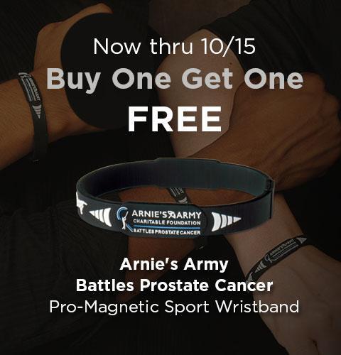 Arnie's Army BOGO Promotion