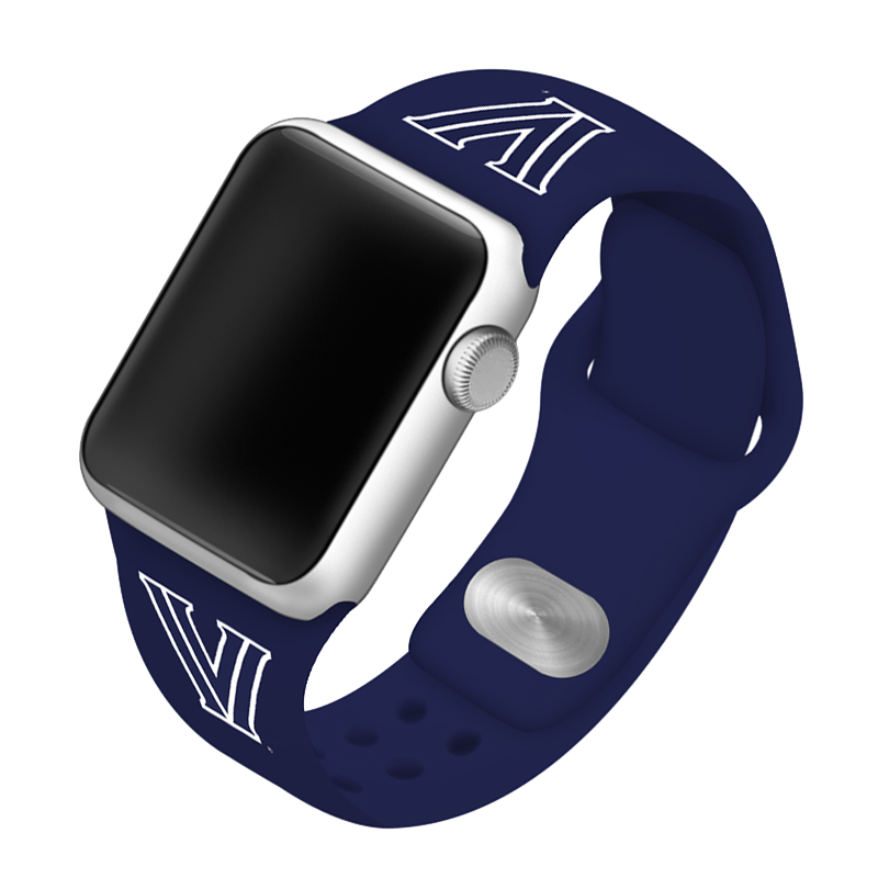Villanova University Wildcats Silicone Sport Band for Apple Watch®