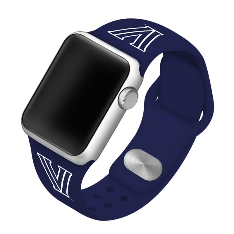 Villanova University Wildcats Silicone Sport Band for Apple Watch®